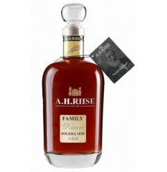 A. H. Riise Family Reserve Solera 1838 Rum 42%