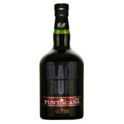 Puntacana Black Rum
