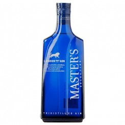 Master's London Dry Gin - 40% 70 cl.