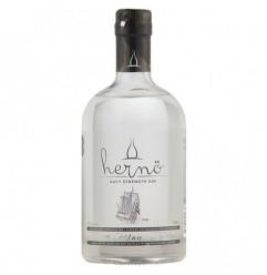 Hernö Navy Strength Gin - 57% 70 cl.
