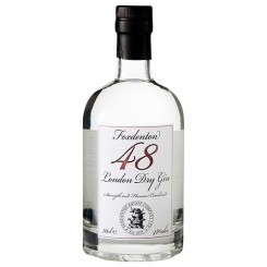 Foxdenton  London Dry Gin - 48% 70 cl.