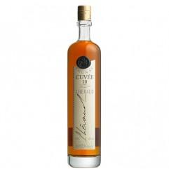 Cognac Lhéraud Cuvée 10 Års Fine Petite Champagne - 42% 70 cl.
