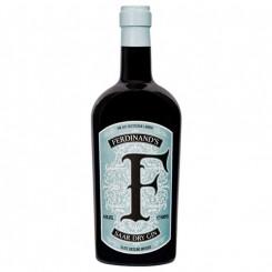 Ferdinand's Saar Dry Gin -Navy Strength Gin - 66,6% 50 cl