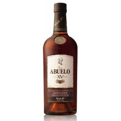 Ron Abuelo XV 15 år Napoleon Cognac Cask Finish 40% 70cl - Rom fra Panama