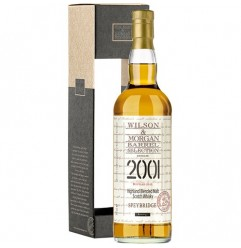 Speybridge 2001 blended malt 14 år Sherry Wood 45,5%
