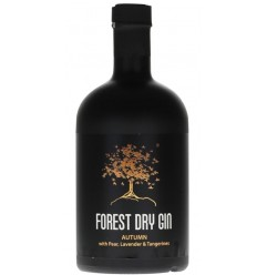 Forest Dry Gin Autumn 42% 50 cl.