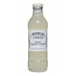 Franklin & Sons Lemon Tonic Water 20 cl.