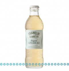 Franklin & Sons Ginger Ale Tonic Water 20 cl.