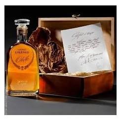 Lheraud Cognac Carafe Obusto - 42% 70 cl.