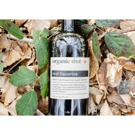 Organic shot real liquorice - 16,4% 70 cl.