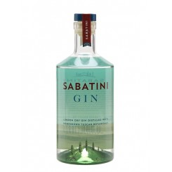 Sabatini Gin – London Dry gin 70cl