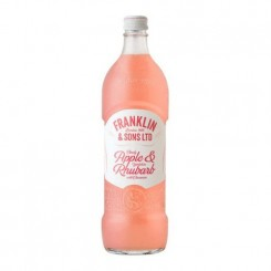 Franklin & Sons Rhubarb with Hibiscus 20 cl.