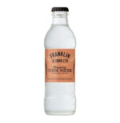 Franklin & Sons Rosemary with Black Olive 20 cl.