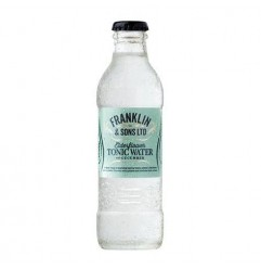 Franklin & Sons rhubarb Tonic Water 20 cl.