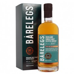 Bårelegs Highland single malt Scotch Whisky 46%