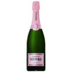 Théophile Brut Rose Champagne