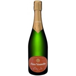 Jean Vessel Champagne Demi Sec