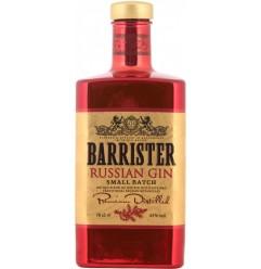 Barrister Russian Gin Small Batch Rusland 70 cl 43%
