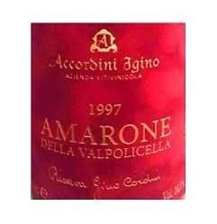 Amarone classico Riserva 2012