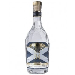 Purity Craft Nordic Navy Gin Gin 34 - 57,1% 70 cl.