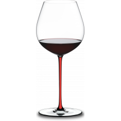 Riedel Fatto A Mano Old World Pinot Noir Red 4900/07R
