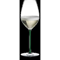 Riedel Fatto A Mano Champagne Green 4900/28G