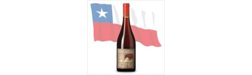 Chilenske vine
